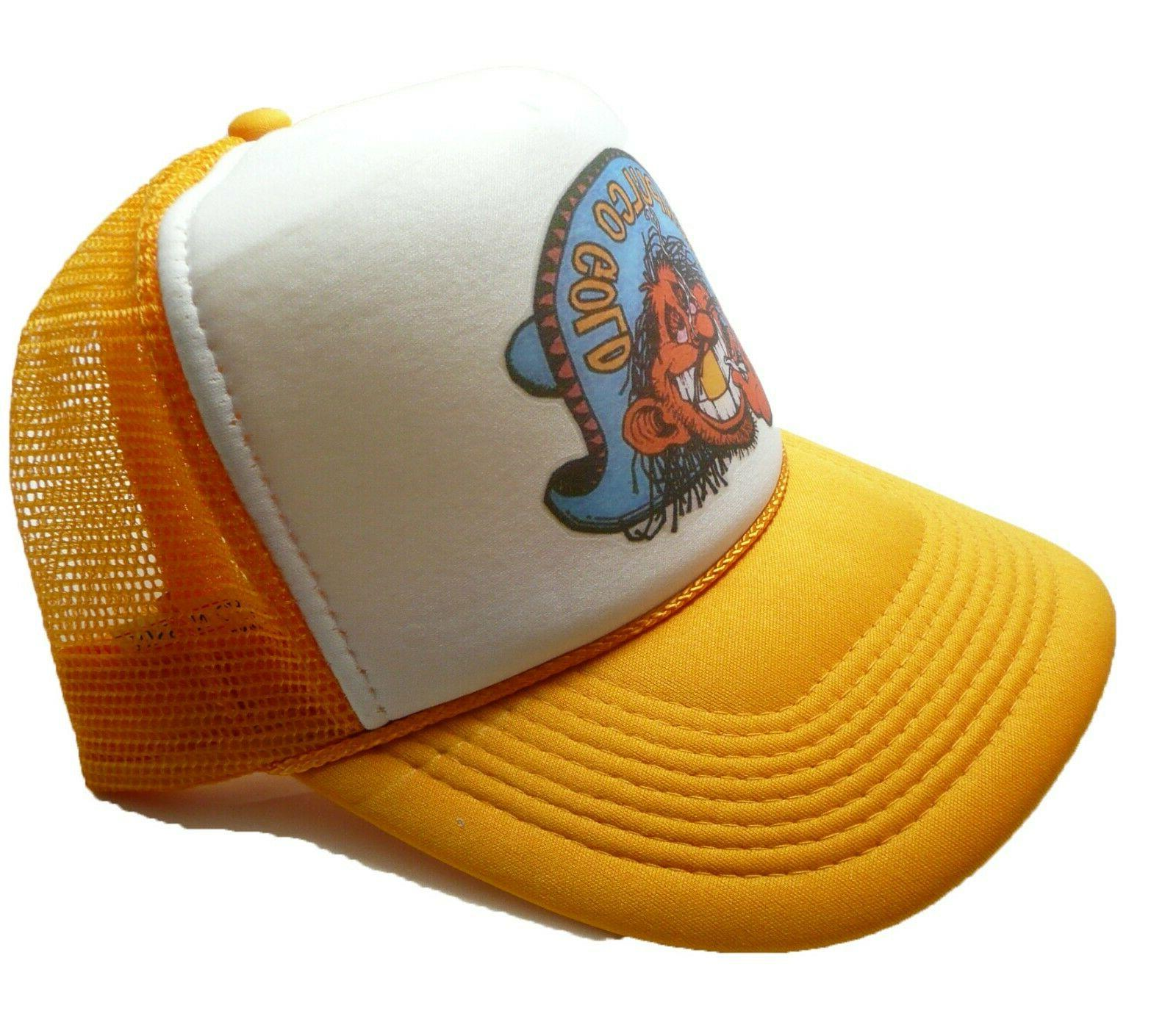 Vintage 80's Acapulco hat hat cap back new