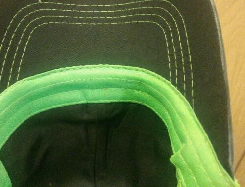 John Trucker Hat John Deere Green with Green Mesh
