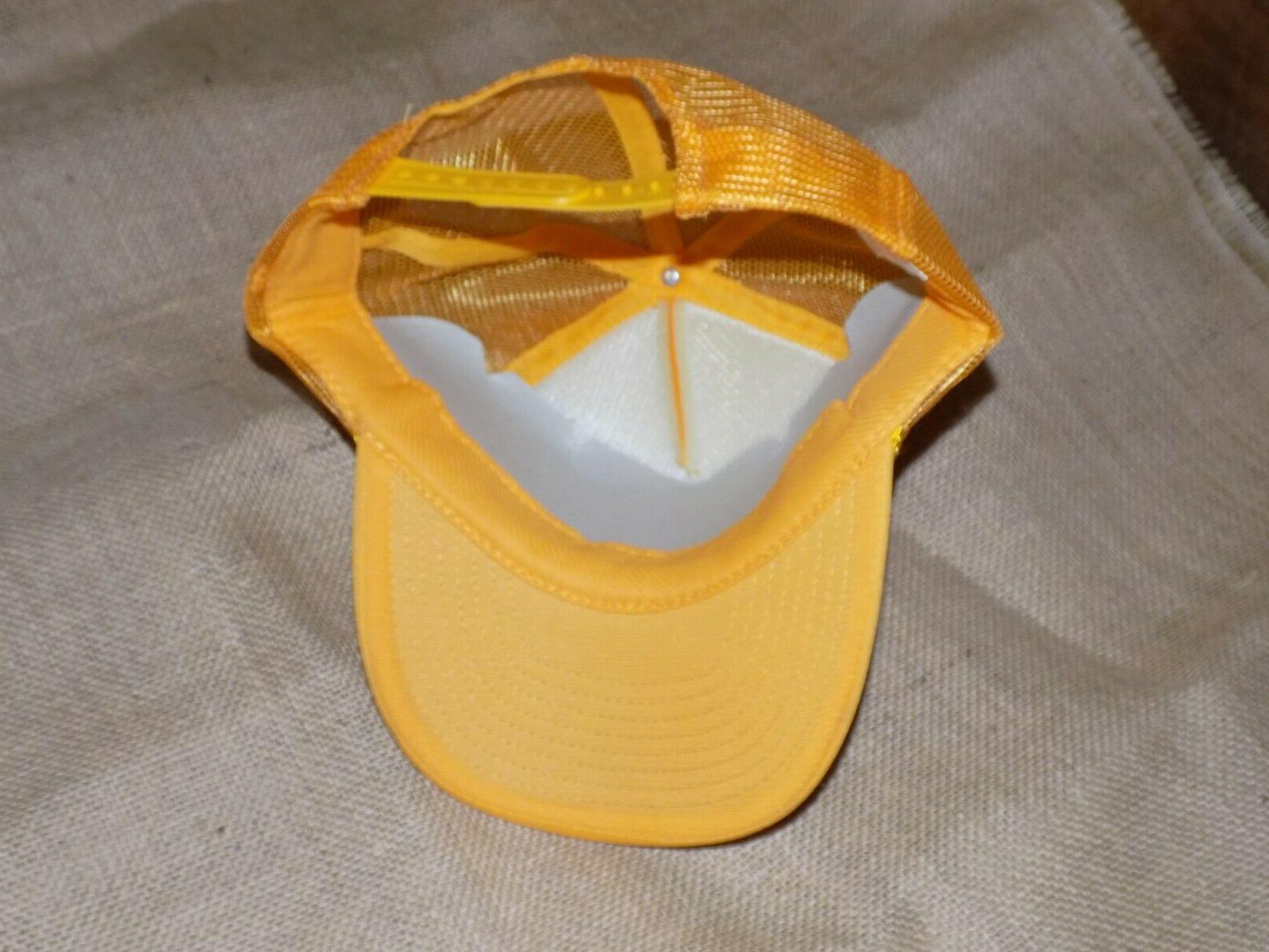 Vintage John Deere Trucker Hat Snapback Green Cap