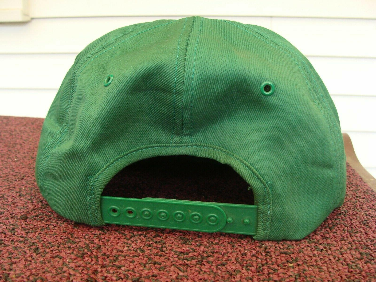 VTG. JOHN PATCH TRUCKER/HAT/CAP WORN NICE !!!