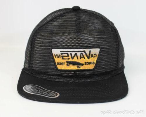 Vans Off Men's All Mesh Trucker Hat