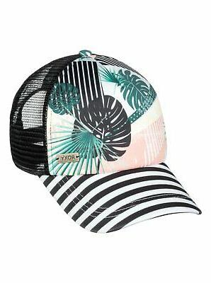 water come down trucker hat for women