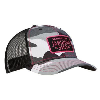 Trucker Snapback Cap -