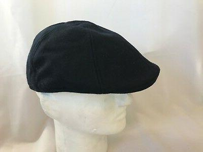 WOOL CANVAS MEN WOMEN IVY CAP GATSBY NEWSBOY TRUCKER GOLF FL