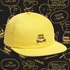 """Vans X Peanuts """"Good Grief"""" Yellow Men's Trucker Hat"""