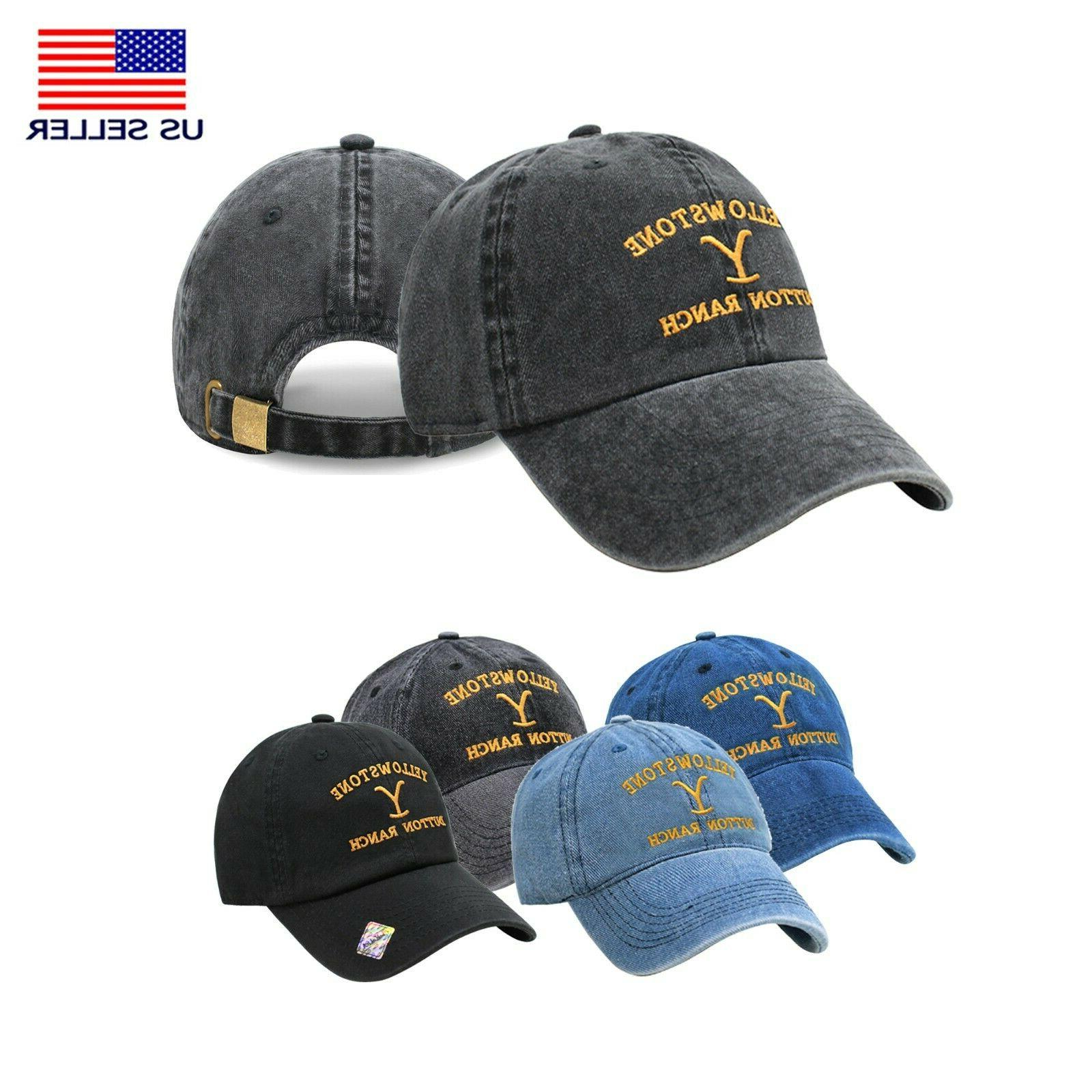 Yellowstone Dutton Ranch Trucker Hat | Quality