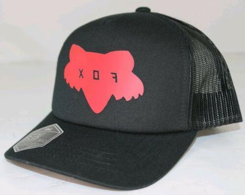 Trucker Hat Black Snapback $25