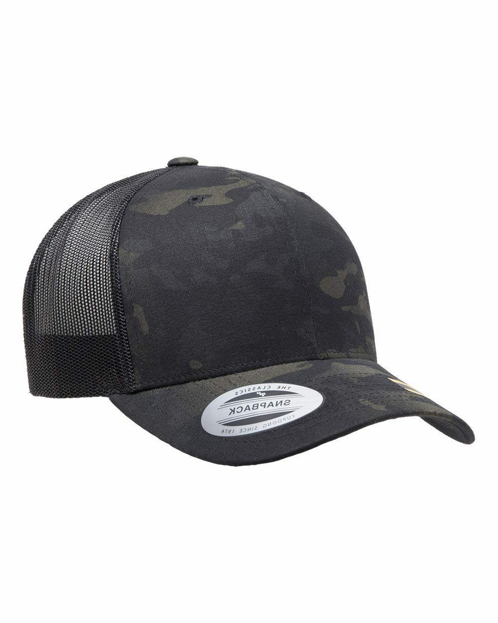 Yupoong Retro Trucker Hat & Cap by Flexfit,