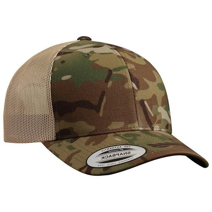 Yupoong Trucker Hat & Cap Flexfit,