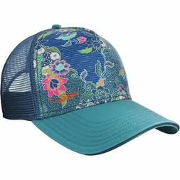 Prana La Viva Trucker Hat - Women's Blue Anchor Kona One Siz