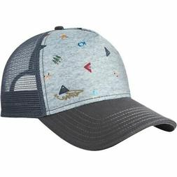 b6843ee090b6e Prana La Viva Trucker Hat - Women s Granite Vibes One Size