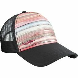 Prana La Viva Trucker Hat - Women's Peach Bonita One Size