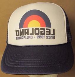 Legoland Hat Cap Snapback Trucker California Legos USA Print