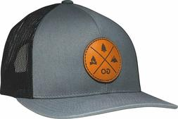 lindo trucker hat go outdoors