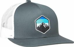 lindo trucker hat mountain sky