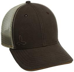 prAna Living Men's Karma Trucker Hat, One Size, Grey