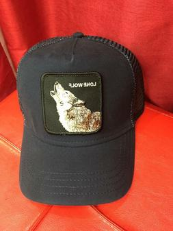Goorin Bros. Lone Wolf Baseball hat in Navy Color $35.00 FRE