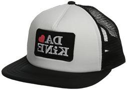 Dakine Women's Lovely Trucker Hat, Black, One Size