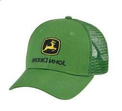 LP69069 John Deere Licensed Green Hat / Cap