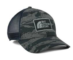 The North Face Men Cap Hat Snapback Trucker Printed Mudder A