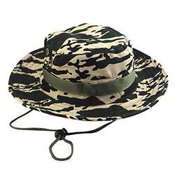 Men Classic Hats,GREFER Adjustable Cap Camo Boonie Nepalese
