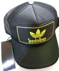 Adidas Men's Active Mesh Trucker Hat - Designer Bent Bill Sn
