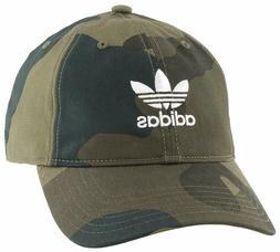 Men's Apparel adidas Originals Relaxed Strap-Back Hat CM3856