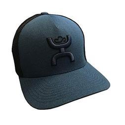 Hooey Men's Hooey Blue Coach Trucker Cap Blue S/M