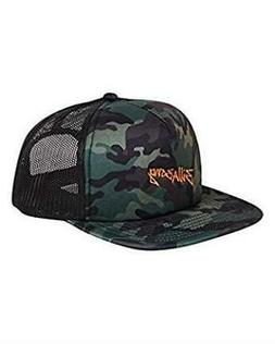 Men's Billabong Camo Eighty Six Trucker Hat