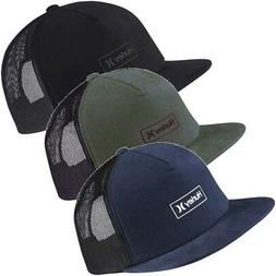 Hurley Men's Locked Trucker Hat Cap