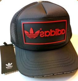 Adidas Men's Mesh Trucker Hat - Designer Snapbacks - New w T