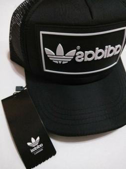 Men's Adidas Mesh Trucker Hats- Quality Activewear Bent Bill