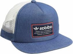 adidas Men's Originals Patch Trucker Snapback Cap Hat - Na
