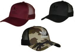 Adidas Men's Originals Trefoil Trucker Hat / Cap Snapback 4