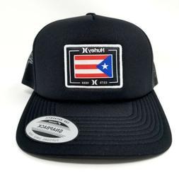 men s puerto rico trucker original snapback