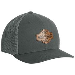 Columbia Men's Rugged Outdoor Mesh Hat, Graphite, Patch, S/M