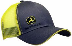 JOHN DEERE MEN'S SNAP BACK TRUCKERS CAP. NWT's