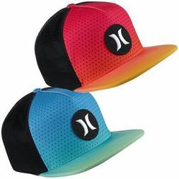 Hurley Men's Third Reef Trucker Hat Cap