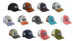 Patagonia P-6 Logo LoPro Trucker Hat - Free Shipping - Free