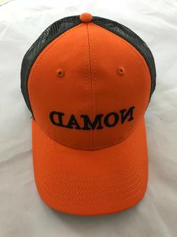 Nomad Men's Trucker Hat Orange Hunting Cap Snapback