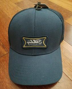 men s walled trucker hat one size