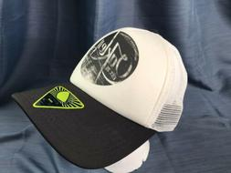 OAKLEY MENS Foam TRUCKER Adjustable STRAP Hat SNAPBACK White