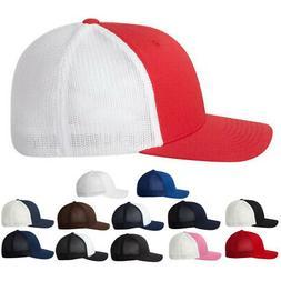 Flexfit Mens Mesh Low Profile Hats Trucker Cap 6511