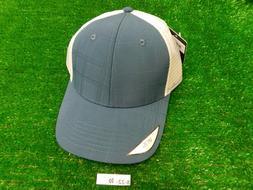 TaylorMade Mens Performance trucker Adjustable Golf Hat Blue