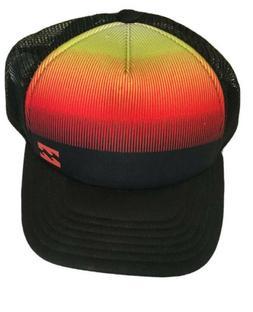 Billabong Men's Range Trucker Hat, Sunset, One, New