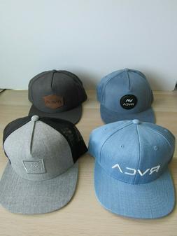 cheap for discount 00847 b7787 RVCA MENS TRUCKER SNAPBACK HATS NWT