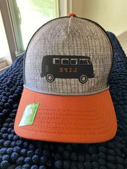 PRANA Mesh Snapback Trucker Hat