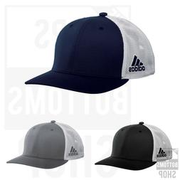 Adidas Meshback Colorblock Cap Trucker Hat Snapback Adjustab