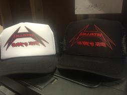 Metallica Hat slayer motorhead thrash metal pantera kbd razo