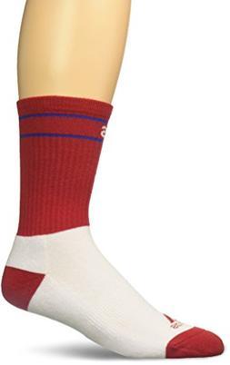 adidas MLS Fc Dallas Men's Team Name & Logo Crew Socks, Size